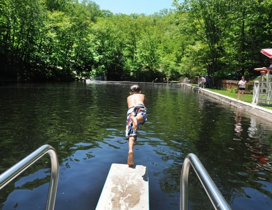 Articles About The Highlands Natural Pool Ringwood Nj
